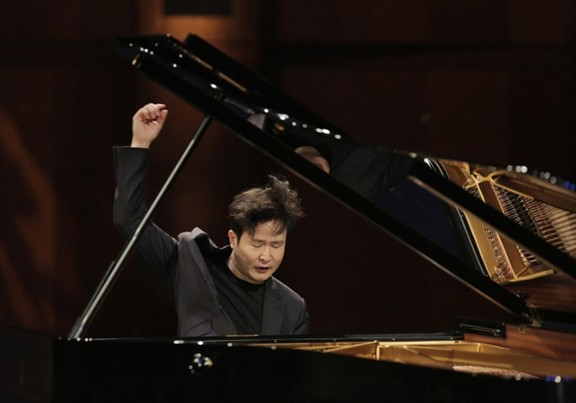 Pianist Yekwon Sunwoo, the 2017 Gold medal winner of the prestigious Cliburn Competition, with join the Tucson Symphony Orchestra for a performance of Beethoven Symphony No. 7 in September. - COURTESY PHOTO