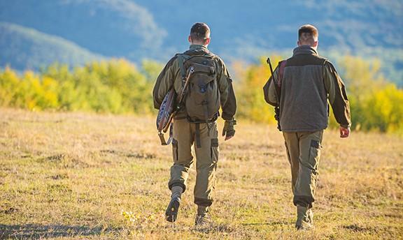 hunters - BIGSTOCK