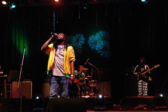 The Wailers - BIGSTOCK