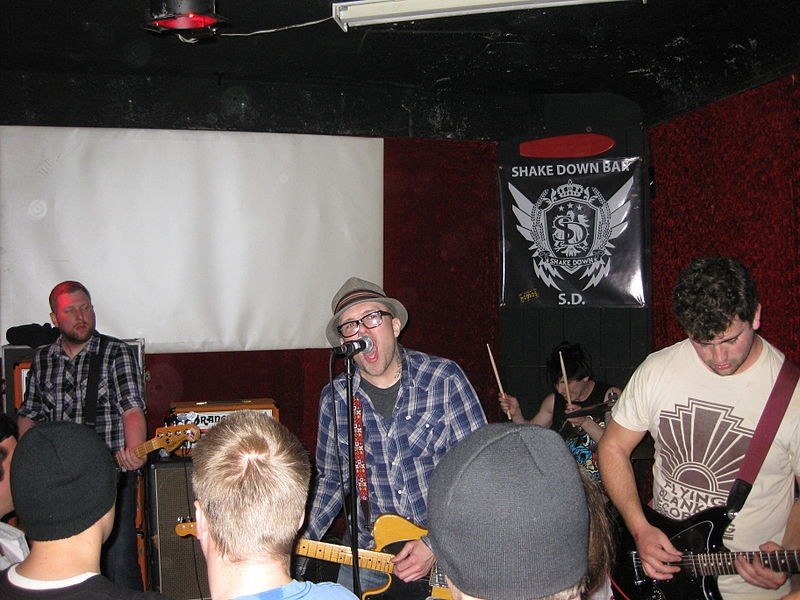 The Ataris: Thursday, Nov. 14 @ 191 Toole. - WIKICOMMONS