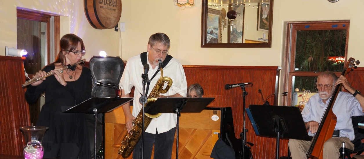 courtesy photo - The Kinda Cool Quintet: Friday, Jan. 3 @ The Dusty Monk Pub.