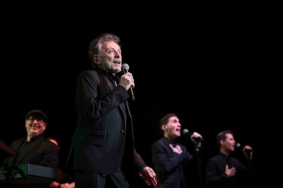 Frankie Valli & The Four Seasons: Saturday, Feb. 15 @ Tucson Convention Center - COURTESY PHOTO
