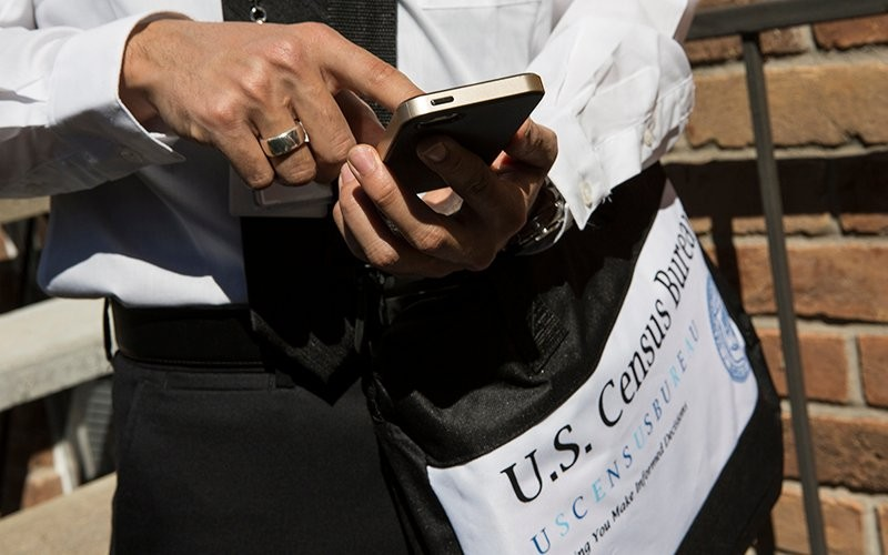 The Supreme Court said the Census Bureau could stop its count, with an estimated 99.9% of U.S. households tallied. But tribal leaders and advocates for underrepresented communities, who had sued to continue the count through Oct. 31, said they would be hit hardest by an undercount. - PHOTO BY SCOTT DALTON/U.S. CENSUS BUREAU