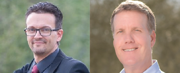 Democrat Rex Scott is ahead of Republican Steve Spain by 10 points in the race for the District 1 seat on the Pima County of Supervisors.