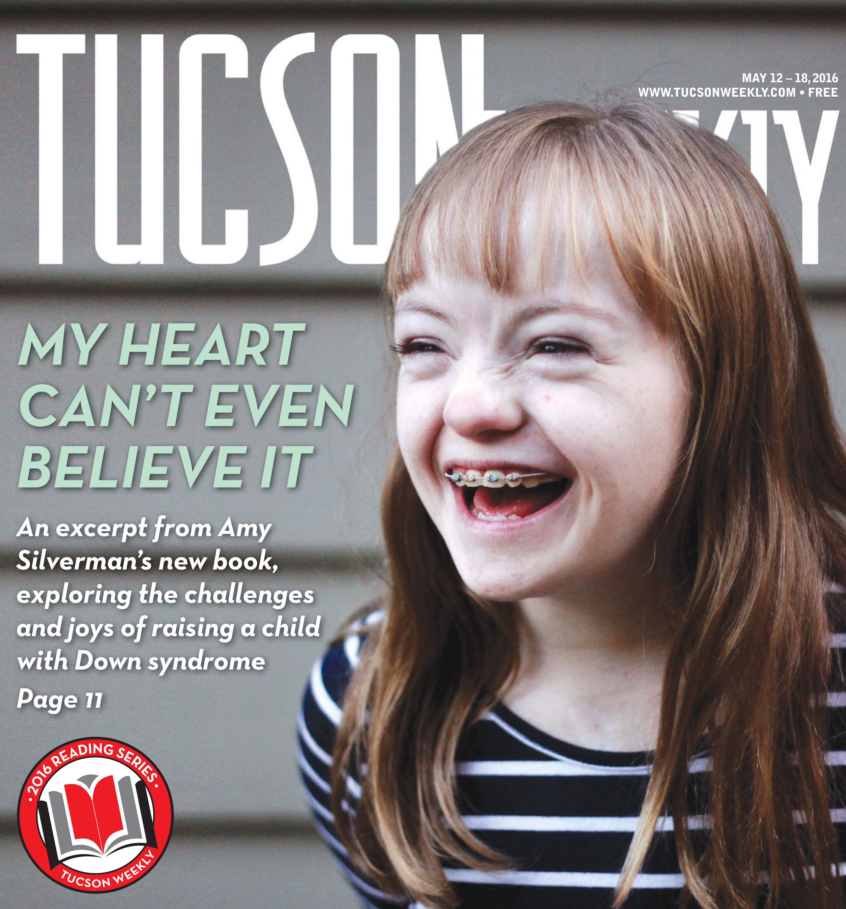 My Heart Can't Even Believe It | Book Feature | Tucson Weekly