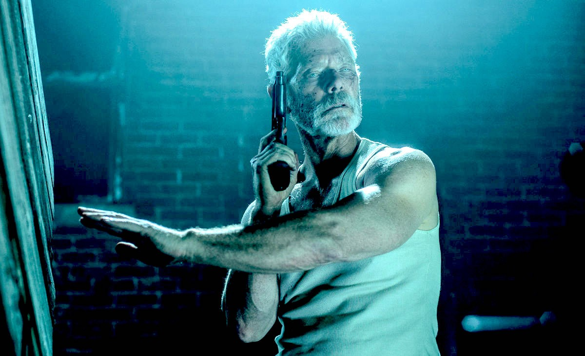 'Don't Breathe' scares up 26.1 million at box office