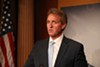 Sen. Jeff Flake, R-Arizona, said he is confident that some of the dozens of judicial nominees awaiting confirmation will come up for a vote in the remaining few weeks of this Congress, which should give him leverage to push protection for the Russia-election-meddling probe.