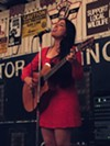 Carmina Robles at Saint Charles Tavern