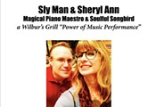 Sheryl Ann & Sly Man Jazz Vocal Pros