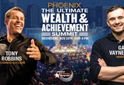 Tony Robbins Gary Vaynerchuk Ultimate Wealth & Achievement Summit