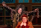 This Christmas at The Gaslight Theatre- SCROOGE!