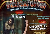Hellzapoppin FREAK SHOW at The Rock