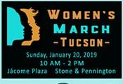 Tucson Women's March 2019