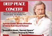 Deep Peace Concert with Paul Temple's Radiance Matrix