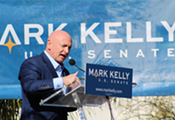 Lift off: Mark Kelly Launches Campaign for U.S. Senate in Tucson