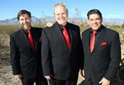THE DESERT TENORS
