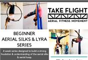 Beginner Aerial Silks & Lyra Series