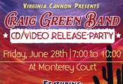 CRAIG GREEN BAND CD RELEASE PARTY TO BENEFIT TU NIDITO