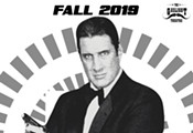 009 Licence to Thrill! Gaslight Theatre's Fall Melodrama