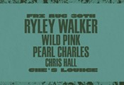 Ryley Walker at Che's Lounge