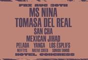Tomasa del Real, Ms Nina, San Cha at Hotel Congress