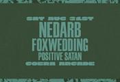 Nedarb, FoxWedding, and Positive Satan DJ at Cobra Arcade