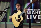 Thursday Night Live with Gary Roberts