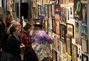 Tales From The Trash - A Thrift Store Art Show