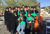 Tucson Folk Festival Holiday Concert