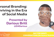 Day for Night - Personal Branding with Darious Britt