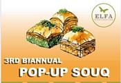 ELFA's 3rd Pop-Up Souq (Market)