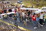 53rd annual Good Friday Cross Procession