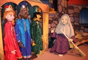 Holiday Puppet Show: The Legend of La Befana