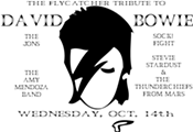 B-Sides: The Jons, The Amy Mendoza Band, Sock!Fight, Stevie Stardust
