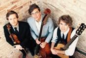 Weaving Style: Woven Oak Trio