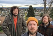 Hanging Out: Cave Singers