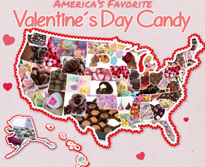 Arizona's Favorite Candy Not Available this Valentine's Day