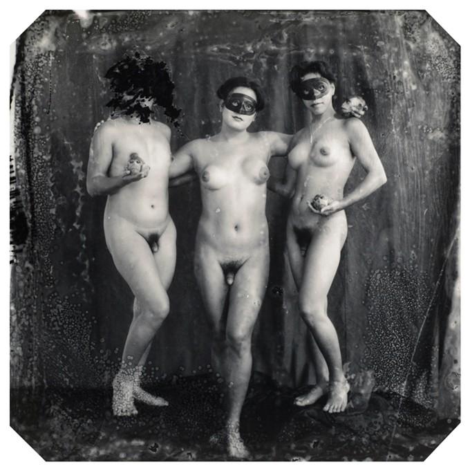 Люди гермафродиты фото голых