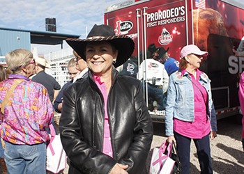 A Ray of Hope at the Rodeo