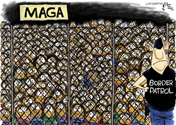 Claytoon of the Day: This is MAGA