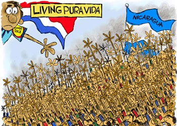 Claytoon of the Day: Living Pura Vida