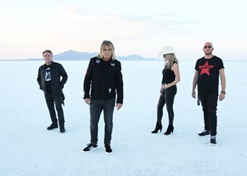 The Alarm's Mike Peters Is Hitting Back with Love, Hope and Strength