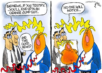 Claytoon of the Day: Orange Ya' Glad You Asked?