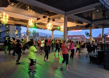 Zumba Your Way into Beer and Tacos