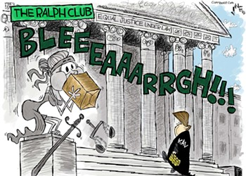 Claytoon of the Day: The Ralph Club