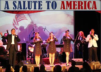 Salute to America - Healing Arizona Veterans Fundraiser