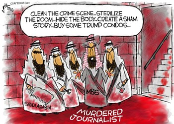 Claytoon of the Day: The Art of the Murder