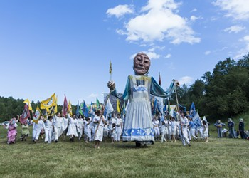Bread and Puppet Theater Coming to Tucson