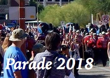 Annual Tucson Veterans Day Parade Celebrates Armistice Day