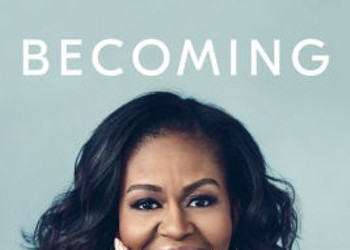 Former First Lady Michelle Obama's New Book Out Now